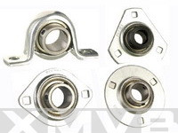 Pressed Steel Housed Bearing Units